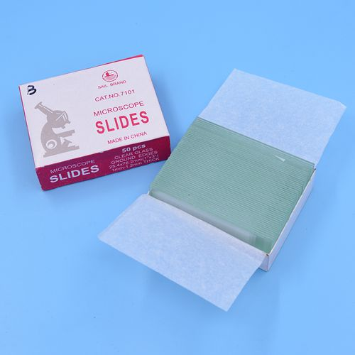 7101 series High quality prepared microscope slides