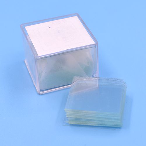 Biology Microscope Slides and Coverslips